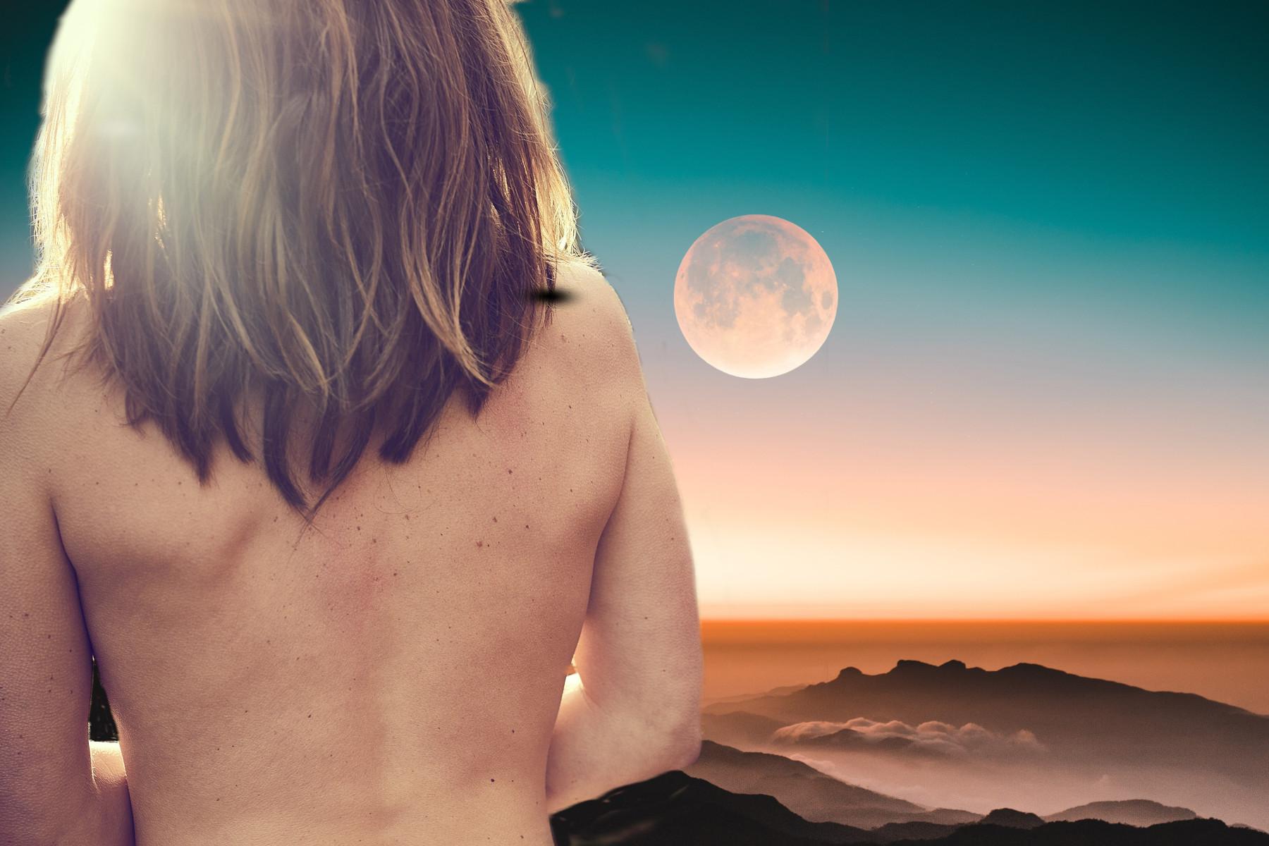Moon Woman