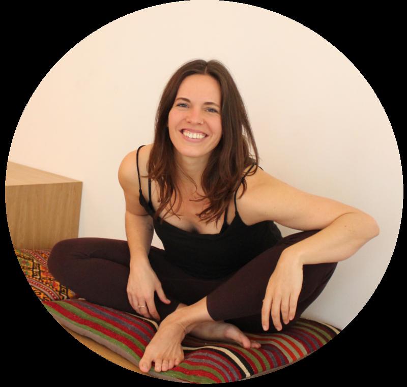 Janine Schneider Yogalehrerin