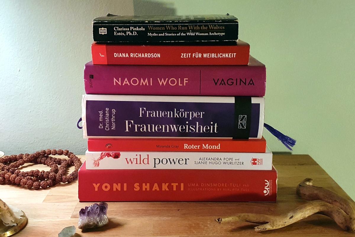 Bücher Weiblichkeit